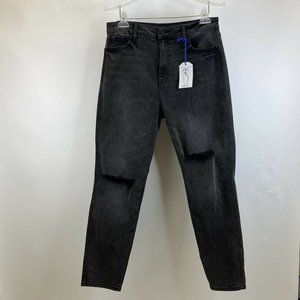 Cello Distressed High Rise Skinny jeans